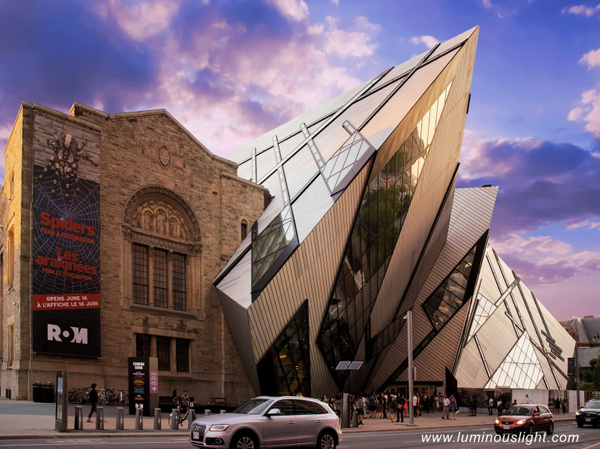 ROM-Toronto-Royal-Ontario-Museum - Galleries of our Best Photography, Video and Graphic Design by LLP