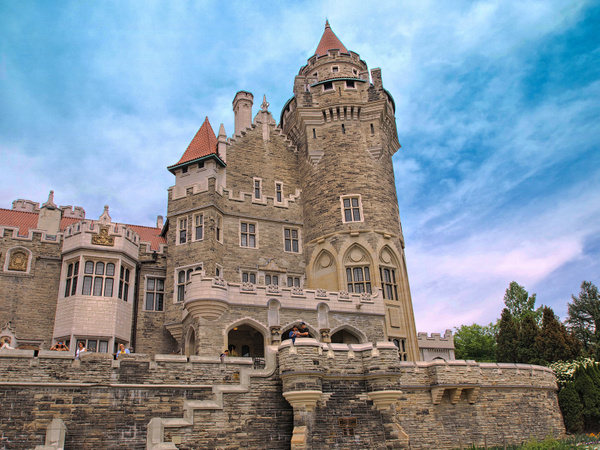 Casa-Loma-Color by LuminousLight