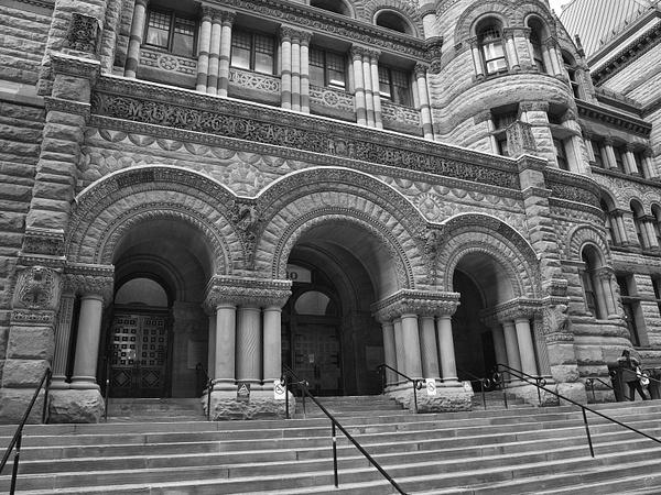 Courthouse_Toronto - Architecture - Luminous Light Photography