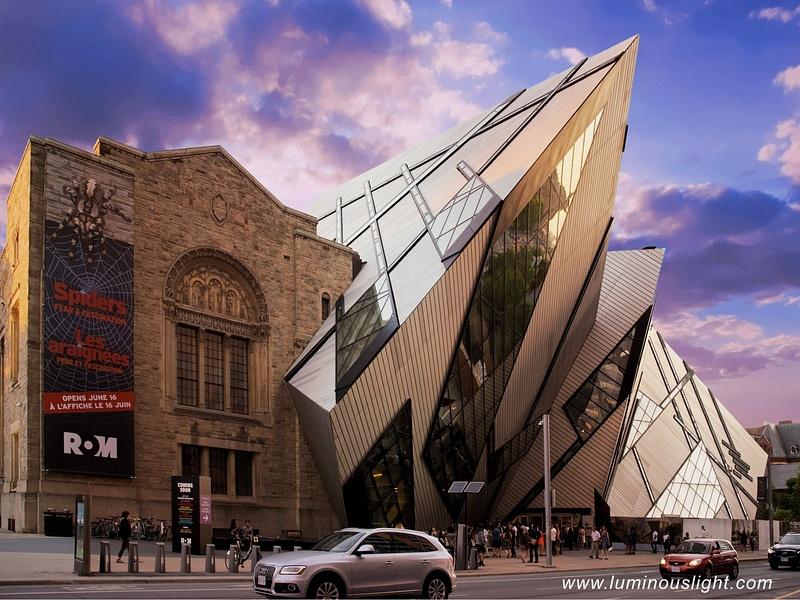 ROM-Toronto-Royal-Ontario-Museum