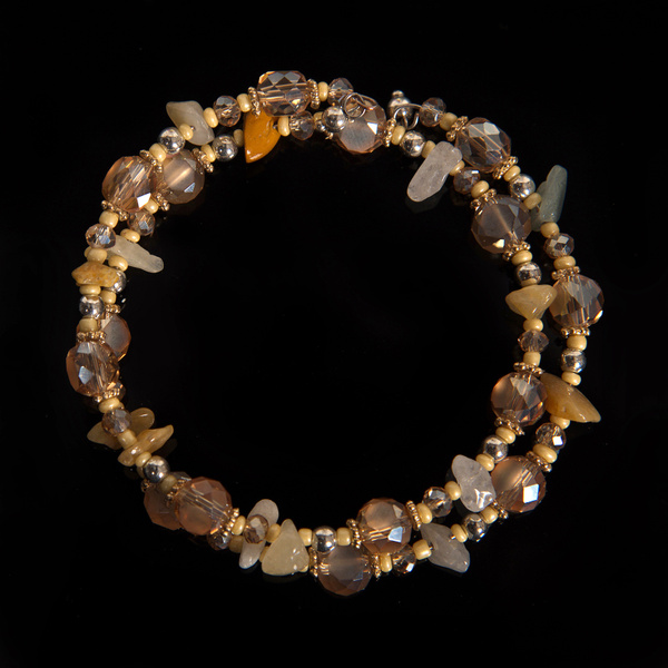 Bead-Bracelet-Jewellery - High Quality Product Photography by Luminous Light Photography Toronto