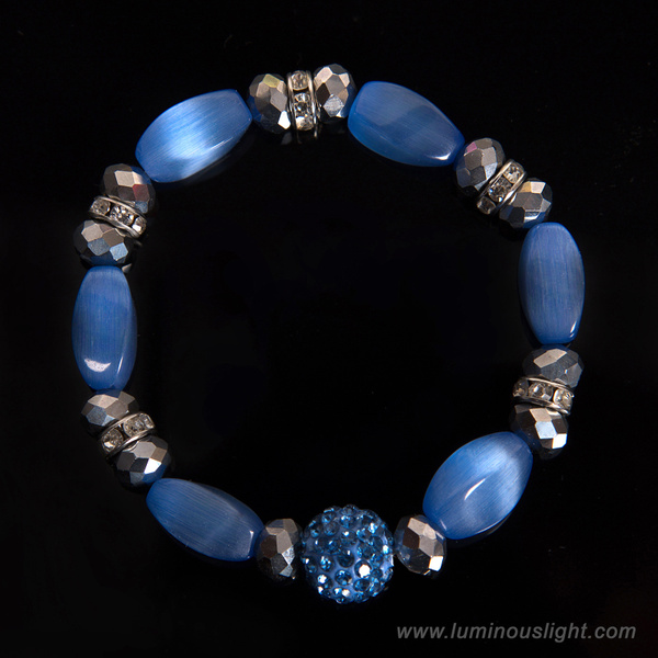 Blue-Bracelet-Jewellery - High Quality Product Photography by Luminous Light Photography Toronto