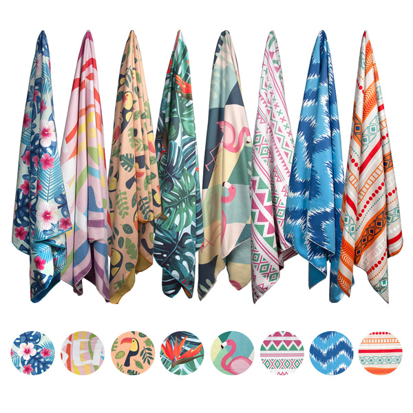 Beach-Towels - High Quality Product Photography by Luminous Light Photography Toronto
