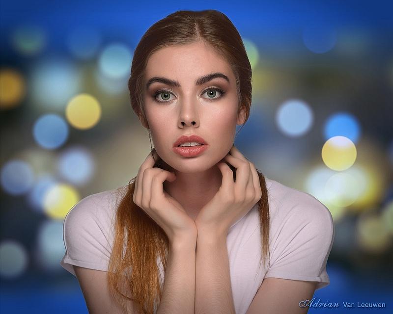 Beauty-Portrait-Model