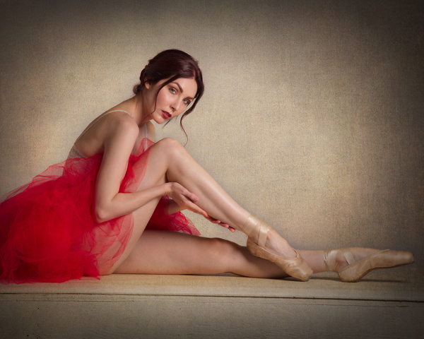 Kaitlin-Chapple-Ballet-Model - Model and Actor Portfolio Photography by Luminous Light Photo