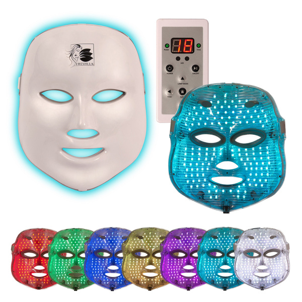 LED-Beauty-Mask-2 - High Quality Product Photography by Luminous Light Photography Toronto