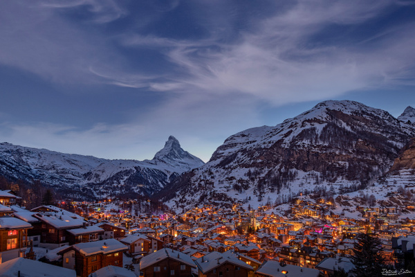 Zermatt 001 - Landscape - Patrick Eaton Photography