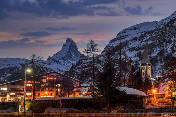 Zermatt 003 - Cityscape - Patrick Eaton Photography