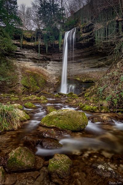 Cascade du Dard 002 - Home - Patrick Eaton Photography