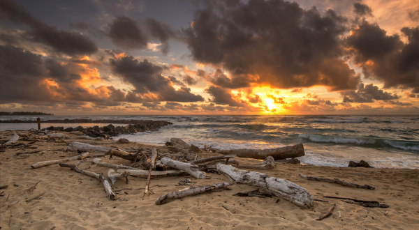 Beach sunrise - Landscapes - Blackburn Images Photography