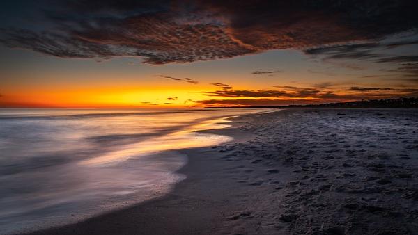 Money Bayou Beach sunset - Landscapes - Blackburn Images Photography