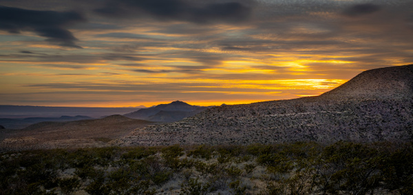 West Texas sunset - Landscapes - Blackburn Images Photography