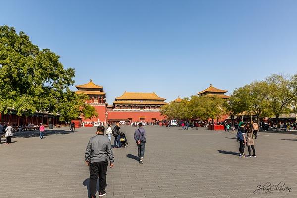 Beijing - The Forbidden City - October 2019 - China 2019 - Johan Clausen Photography