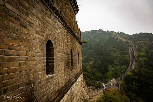 Beijing - The Great Wall - October 2019 - China 2019 - Johan Clausen Photography