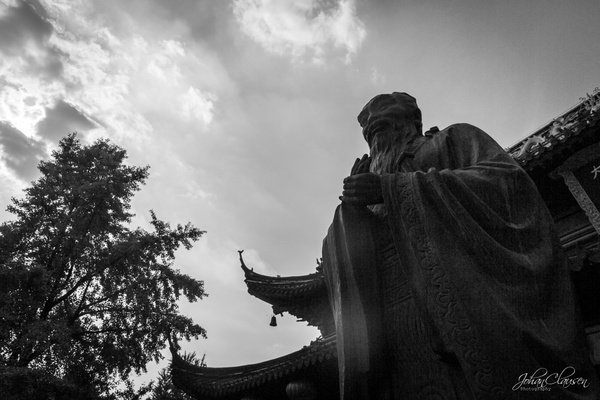 Nanjing  - Confucius Temple - October 2019 - China 2019 - Johan Clausen Photography