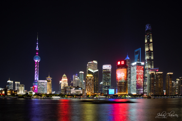 Shanghai - Skyline - October 2019 - Home - Johan Clausen Photography