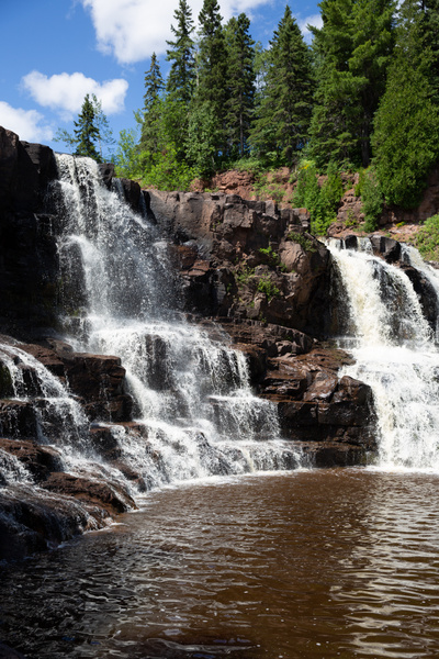 Minnesota - Cascade Waterfall - July 2018 - USA 2018 - Johan Clausen Photography