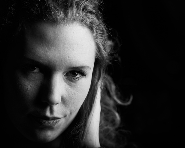 Rikke - Rikke - Johan Clausen Photography
