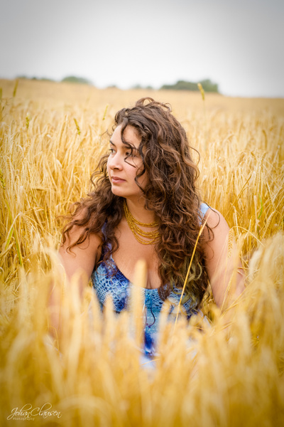 In the field - Other models - Johan Clausen Photography
