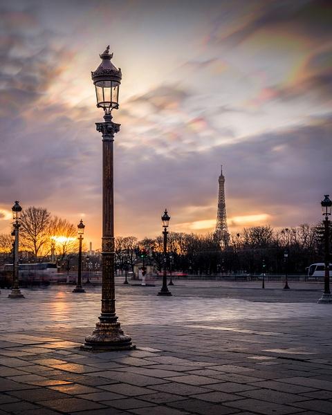 Paris-Place-de-la-Concorde-Obelisk-Sunset-2 - Paris - Thomas Speck Photography