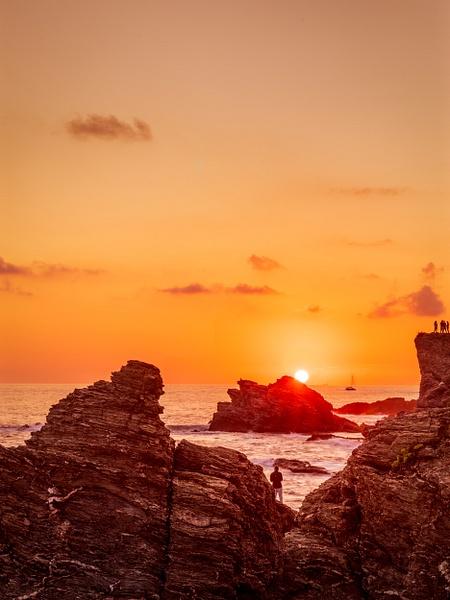Six Fours Les Plages-Sunset-Sea-Cliffs-France - Landscapes - Thomas Speck Photography