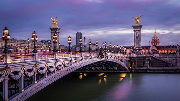 Paris-Pont-Alexandre-trois-Invalides - Landscapes - Thomas Speck Photography