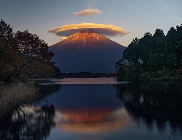 lenticular-1 - Japan in Autumn - Kirit Vora Photography
