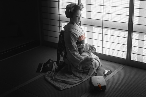sereneGeisha-1 - Japan in Autumn - Kirit Vora Photography