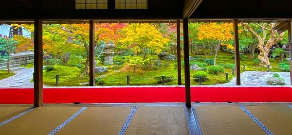 temple back-1 - Japan in Autumn - Kirit Vora Photography
