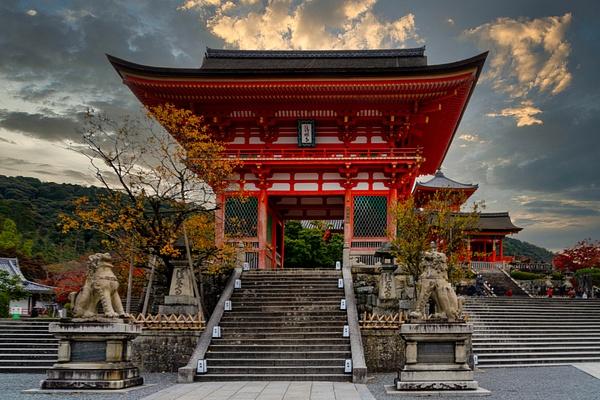 temple2-1 - Japan in Autumn - Kirit Vora Photography