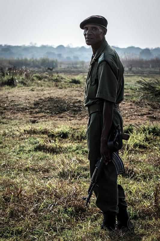 Zambia-Ranger