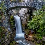 Christina Falls Mt Rainer