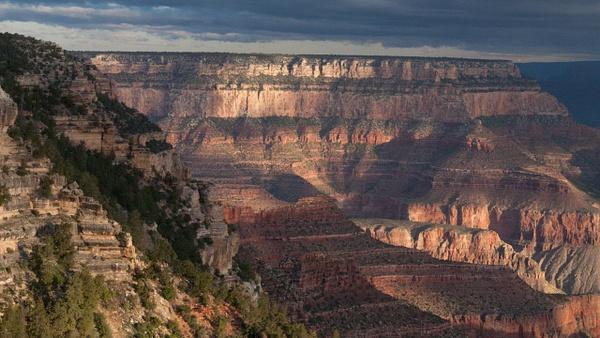 Grand Canyon by Richard Isenhart