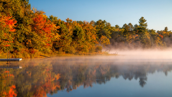 Savanna Portage State Park MN by Richard Isenhart