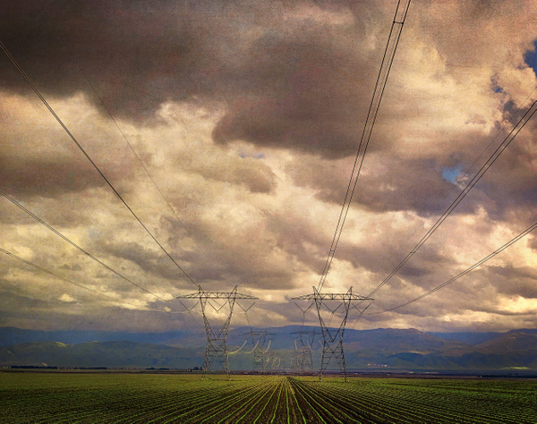 Working the Lines, CA Version 1 - California - Joanne Seador Photography