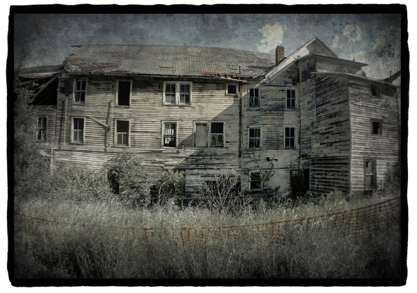 catskill hotel 3 on vellum - Special Processes - Joanne Seador Photography