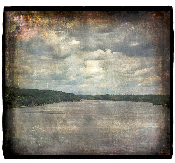 Walkway on Hudson - Special Processes - Joanne Seador Photography