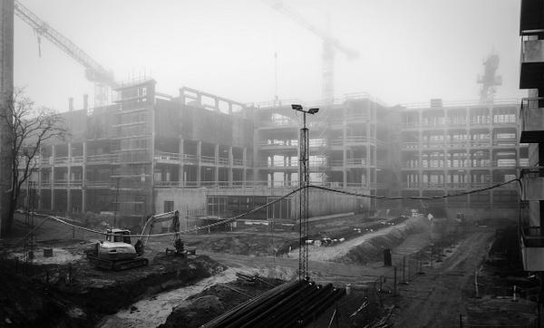 _DSC0399-1bw - Copenhagen City, denmark