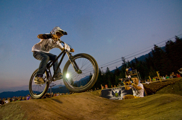 Crankworx-Pumptrack by soulJAH