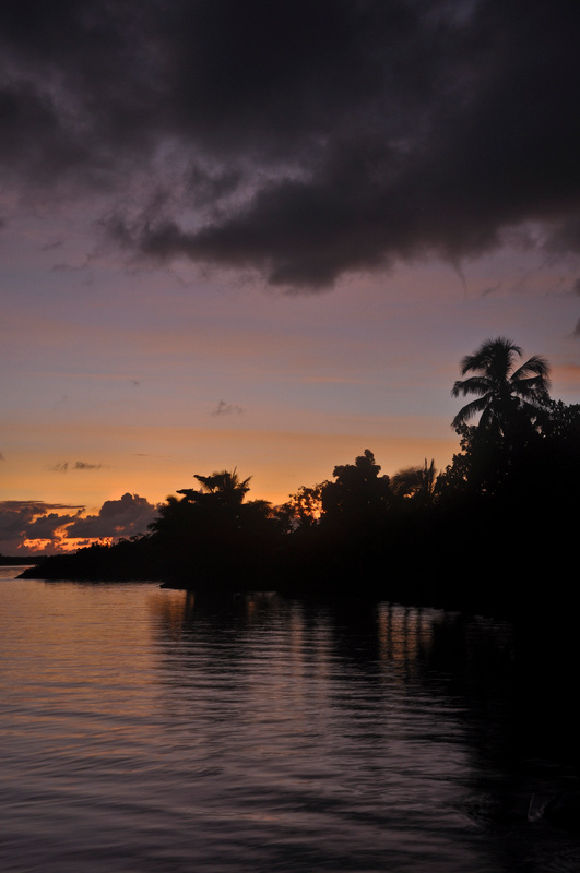 Savaii sunrise