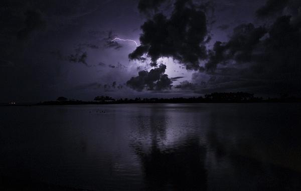 Tropical storm by soulJAH