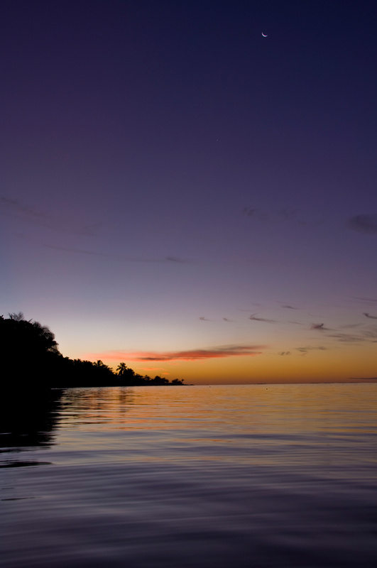 Savaii Sunset