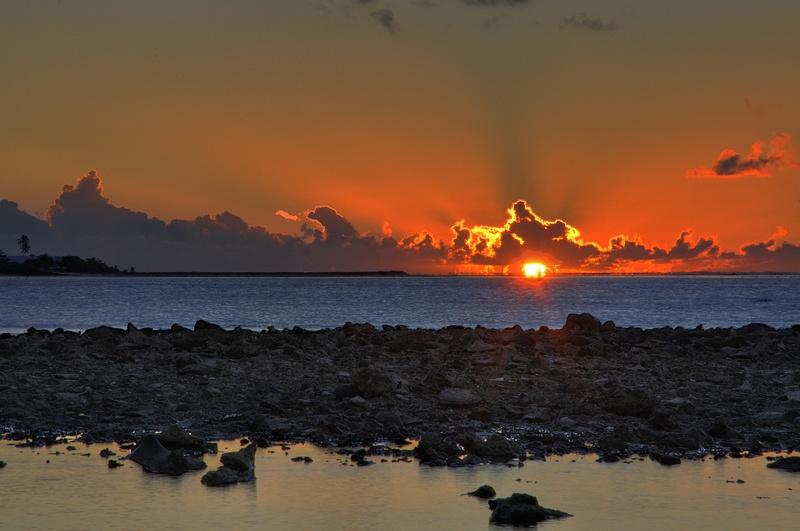 Savaii Sunset