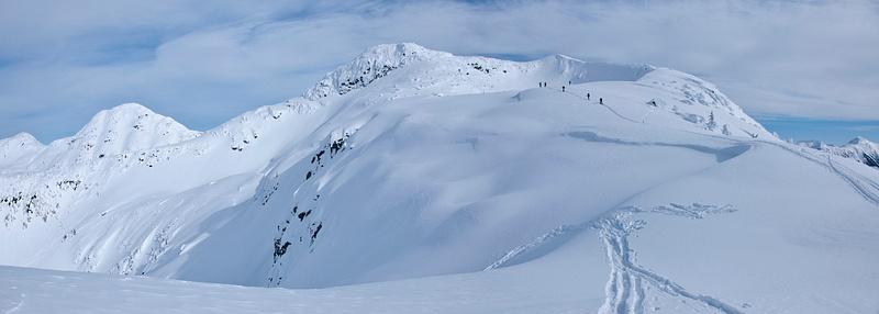 Mt.Rohr 2423m