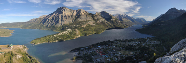 Waterton NP by soulJAH