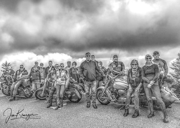 NC Group mountain shot - People - Jim Krueger Photography