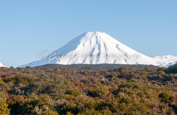 Tongariro national park-1 - NZ Scenery - Graham Reichardt Photography