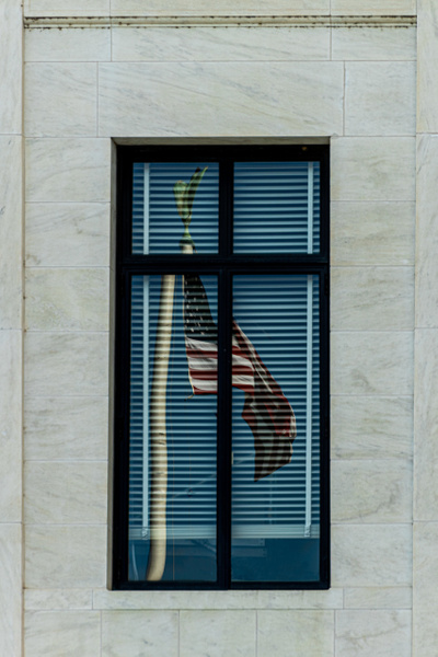 Reflections of America by Brad Balfour