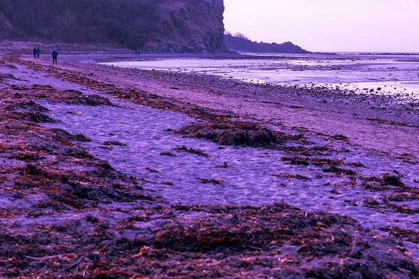 Greenan Sunset-12 - Castles and Landscapes - Ronald Bell
