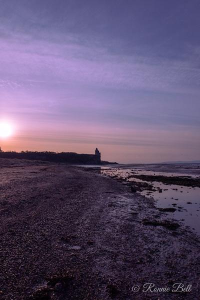 Greenan Sunset-24 - Sunsets & Seascapes - Ronald Bell